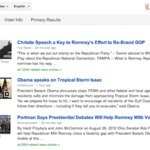 Google Makes It Easy To Stay Informed During This Election Year   Prozac Moments   Scoop.it