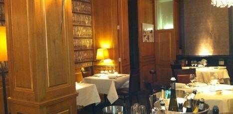 Paris: Une élégante table au Baltimore | Avenue des Voyages | HOTEL LE SENAT PARIS | Scoop.it