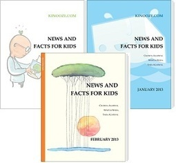 News for kids, Facts for kids « kinooze | iGeneration - 21st Century Education | Scoop.it