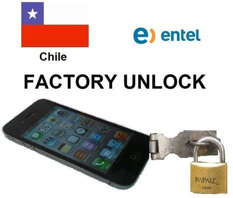 iPhone Unlock Chile Entel iPhone 3G,3GS,4,4S | iPhone Unlock Service | Scoop.it