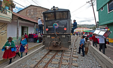 Ecuador's volcano express - FT.com | Travel News | Scoop.it