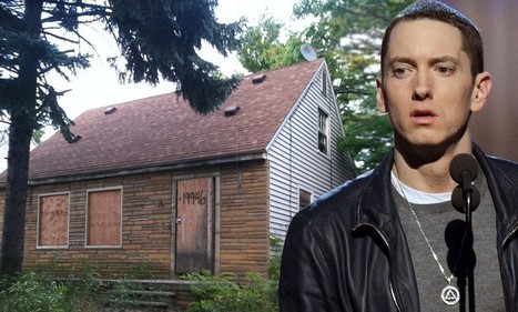 8 Mile memories: Eminem's Detroit childhood hom...