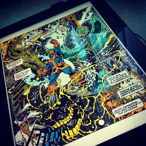 You're Wrong About Digital Comics - Here's What You're Missing | Ebook and Publishing | Scoop.it