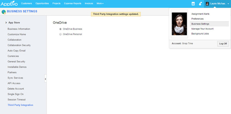 Document Management With Microsoft OneDrive Now Available - Apptivo | Business Apps | Scoop.it