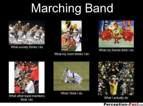 Marching Band | What I really do | Scoop.it