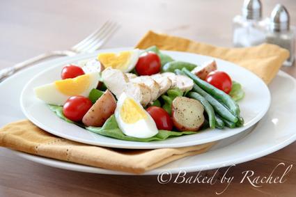 Salade Niçoise | Baked by Rachel | À Catanada na Cozinha Magazine | Scoop.it