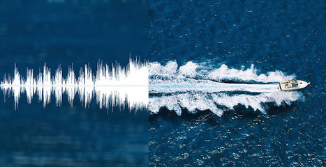Poetically Beautiful Combinations Pair Nature with Sound Waves | ART  | Conceptual Photography & Fine Art | Scoop.it