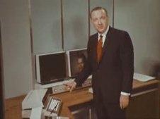1967: Walter Cronkite gives a tour of a 21st century home office | Wimp.com | Les Jardins du Village | Scoop.it