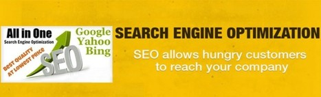 Which SEO Company to choose ? | Search Engine Optimization - Effective Methods | Scoop.it