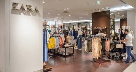 Inditex: la maison mère de Zara a embauché 10.000 personnes en un an | fashiontopics | Scoop.it
