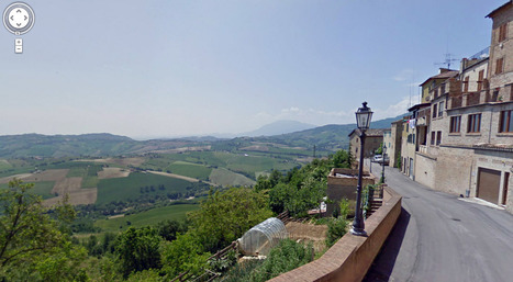Visit Montedinove Le Marche with Google StreetView | Le Marche another Italy | Scoop.it