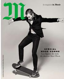 M. Le Magazine du Monde | N° 160 | 11 octobre 2014 | Revue des unes et des sommaires des abonnements du CDI | Scoop.it