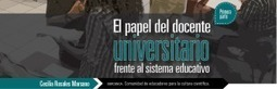 El papel del docente universitario frente al sistema educativo (1a parte) | AZ Revista de Educación y Cultura | Joaquin Lara Sierra | Scoop.it