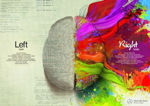 » Left Brain, Right Brain – Creativity And Innovation - The Creative Mind | About Innovation | Scoop.it