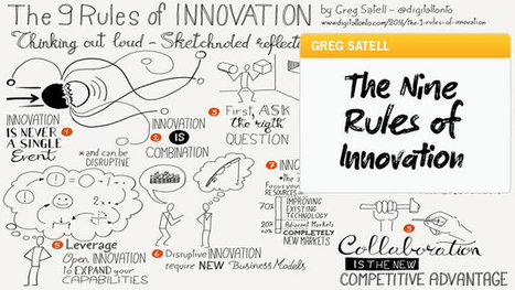 The 9 Rules of Innovation | Innovation and Change | Scoop.it