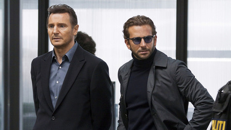 Bradley Cooper, Liam Neeson Settle Lawsuit Over Use of 'A-Team' Images | Legal Issues of the Day | Scoop.it