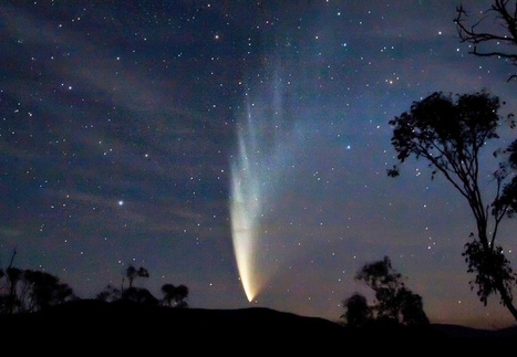 Comet impacts may have led to life on Earth — and perhaps elsewhere | Astronomy Now | University of Kent in the News | Scoop.it