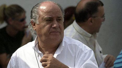 Conversación entre Amancio Ortega y el presidente Feijóo, 'real' como la vida misma | Doble lectura... | Scoop.it