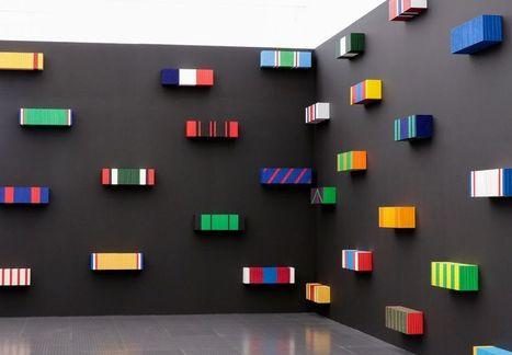 IL Y A 1 AN...Exposition Tania Mouraud au Centre Pompidou Metz: une application parcours et une oeuvre en crowdfunding | Clic France | Scoop.it