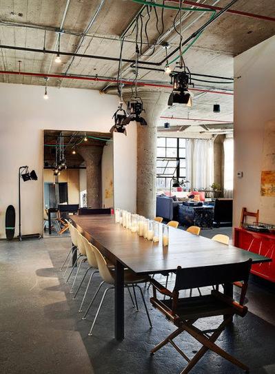Le kg room: Un loft New yorkais indus!! | Le KG room | Scoop.it