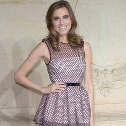 Allison Williams never expected fashion to become such a big part of her career. - Belfast Telegraph | Fashion Inspiration | Scoop.it