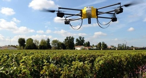 GPS, drones, robots: Precision agriculture transforming food and farming | Precision Agriculture | Geoflorestas | Scoop.it