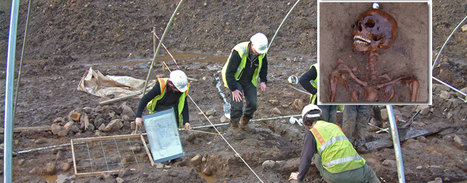 Legislation forces archaeologists to rebury finds | Past Horizons | History | Scoop.it
