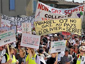 En Suisse aussi, il y a de l'eau dans le gaz de schiste » De l'eau dans le gaz | CAP21 | Scoop.it