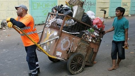 Toughest Place to be a Binman - Jakarta | Films for Change - Plastic | Scoop.it