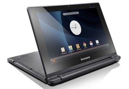 Lenovo semi-unveils new hybrid 10.1 inch Android tablet/laptop | Digital-News on Scoop.it today | Scoop.it