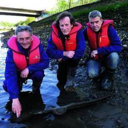 IRLANDE : Log-boat found in Boyne could be 5,000 years old | World Neolithic | Scoop.it