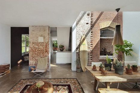 Modern Upgrade for an Impressive Historic Railway Cottage in The Netherlands | Breathtaking Architecture | Scoop.it