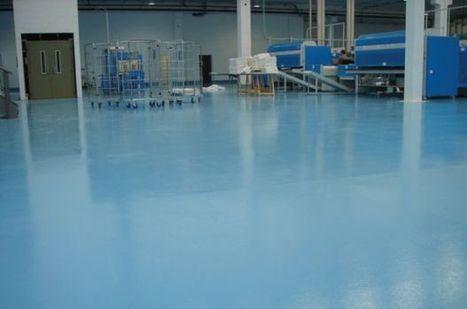 Profesionalna ugradnja industrijskih podova - Industrijski podovi - Podovi Časopis | Podovi | Scoop.it