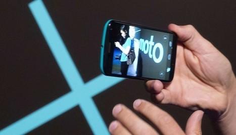 Moto X : Google inaugure l'ère du téléphone PERSONNALISABLE   Machines Pensantes   Scoop.it