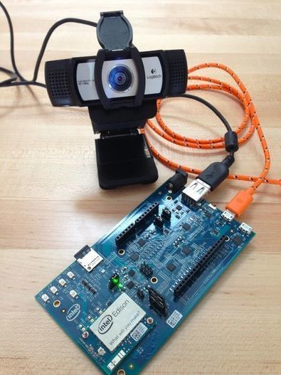 Getting Started With OpenCV and Intel Edison | Open Source Hardware News | Scoop.it