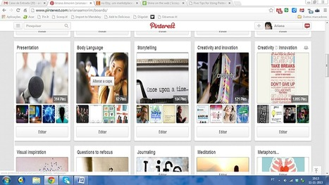 Five Tips for Using Pinterest in Education | Digital Learning Environments | E-Learning | Scoop.it