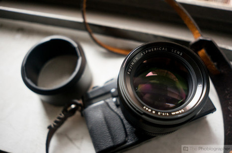 First Impressions: Fujifilm 56mm f1.2 (X Mount) | The Phoblographer | Fuji X-Pro1 | Scoop.it