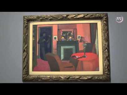 FÉLIX VALLOTTON : LE FEU SOUS LA GLACE | France Culture Plus | Art et actualité des musées | Scoop.it