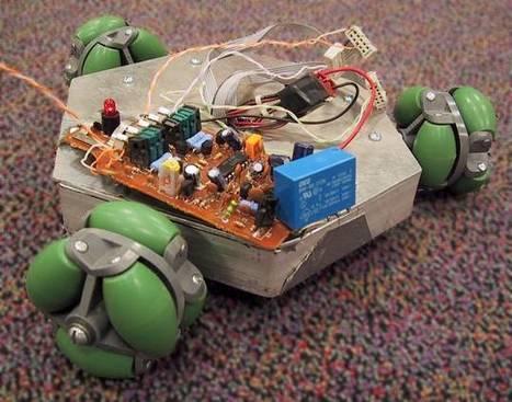 Robots roulants : la force de la simplicité | Ressources pour la Technologie au College | Scoop.it