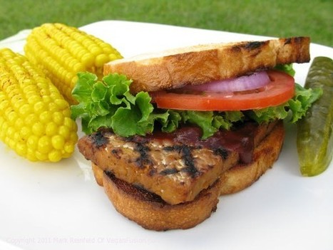 Vegan Superbowl Sandwiches   VegWorld Magazine   My Vegan recipes   Scoop.it