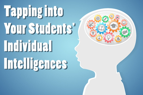 Tapping into Your Students' Individual Intelligences in the Classroom | School Psychology Tech | Scoop.it