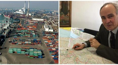 (76) Port  2000 et corridors d'accès :  pour une stratégie collective | Ouest-France | PSN - Filière Logistique-Portuaire | Scoop.it
