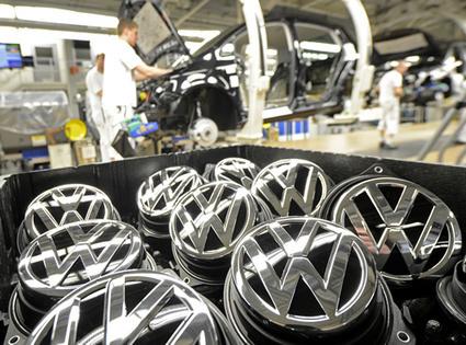VOLKSWAGEN AG VZO ON : Les constructeurs automobiles vont ... - Bourse Les Echos   automobile   Scoop.it