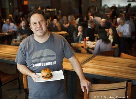 Chicken and chocolate? Yup, Umami Burger founder's at it again - Upstart | Entrepreneurs are social agents of change | Scoop.it