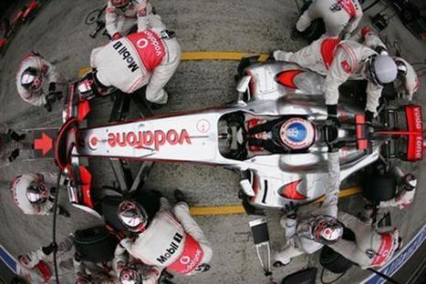 Vodafone to replace McLaren F1 sponsorship with social media-led events | Marketing Magazine | SportCatcherMain | Scoop.it