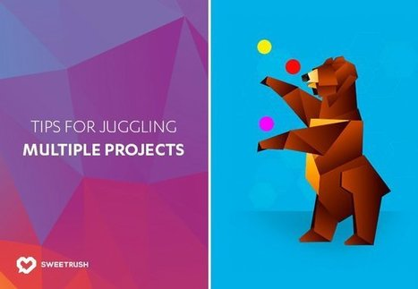 5 Tips On Juggling Multiple Instructional Design Projects - eLearning Industry | Soup for thought | Scoop.it