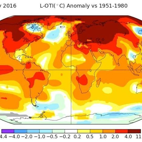 Record heat 'shows world losing battle against climate change' | Geography Resources | Scoop.it