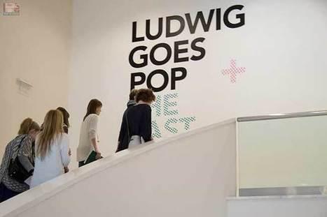 Top School goes Pop + Ludwigba megyünk Story - Top School Oktatási Központ | Képzés, képzések | Scoop.it