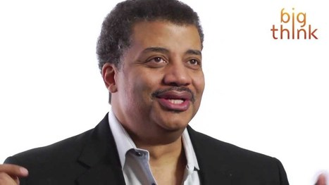 Neil deGrasse Tyson: Want Scientifically Literate Children? Get Out of Their Way. - YouTube | Maker Movement in the Elementary Classroom | Scoop.it