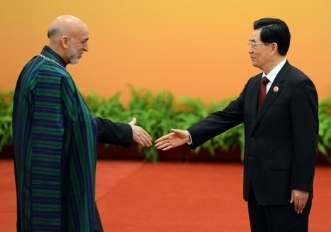 Afghanistan has what China wants - by Dr. Alexandros Petersen | The AfPak Channel | China News Watch! | Scoop.it